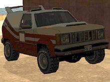 Sandking GTA San Andreas (vue avant)