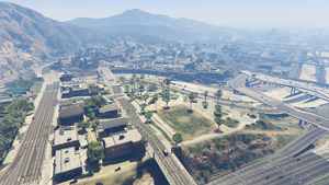 Vinewood East - GTA V