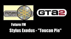 """GTA 2 (GTA II) - Futuro FM Stylus Exodus - """"Toucan Pie"""""""