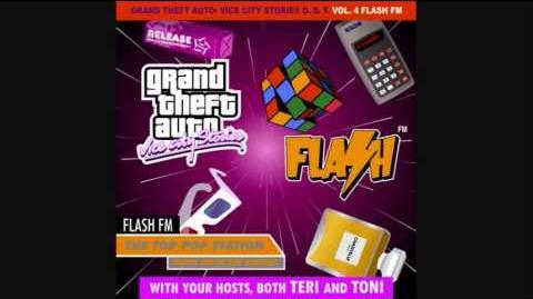 GTA Vice City Stories - Flash FM