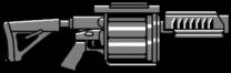 Granatnik (V - HUD)