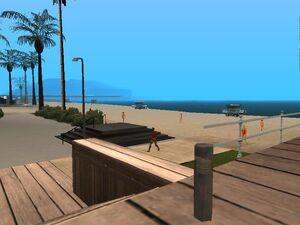 Santa Maria Beach (SA - 1)