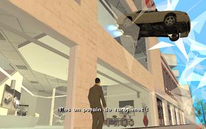 Test Drive GTA San Andreas (fuite)