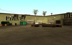 Podwórko Emmeta (SA)