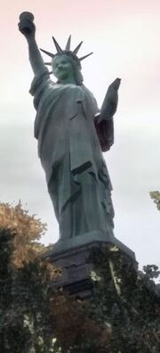 Statue of Happiness