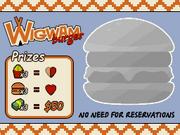 Zdrapka Wigwam Burger (CW)