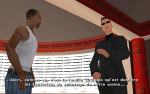 Explosive Situation GTA San Andreas (adversaire)