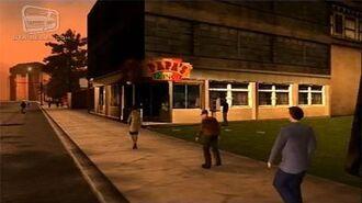 GTA Liberty City Stories - Walkthrough - Mission -53 - Shoot The Messenger