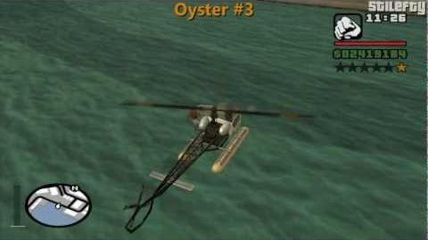 GTA San Andreas - 50 Oysters Guide