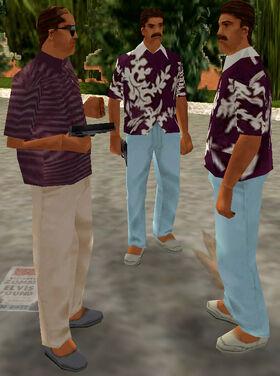 Diaz 's Gang (GTAVC)-1-