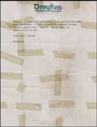 Fragmenty listu (V - 5)