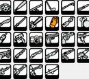 Armes dans GTA Vice City Stories