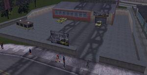 Mean Street Taxis (III)