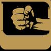 Pięść (III - HUD)