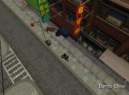Barrio Chino CW