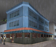 Café Robina GTA Vice City (extérieur)