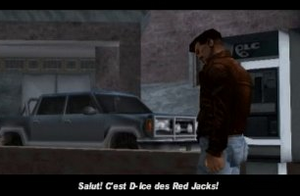 Claude en conversation téléphonique avec D-Ice