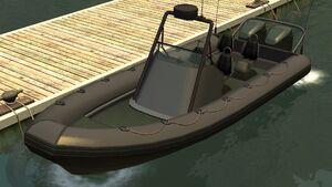 Dinghy-GTA4-front