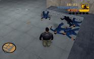 GTA III dead Triads