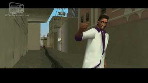 GTA Vice City Mission 4 - Back Alley Brawl (HD)