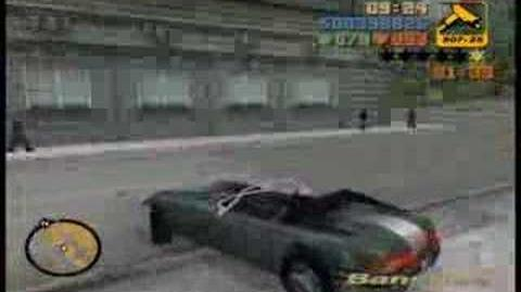 Grand Theft Auto 3 (PC) Mission 33 — Payday for Ray