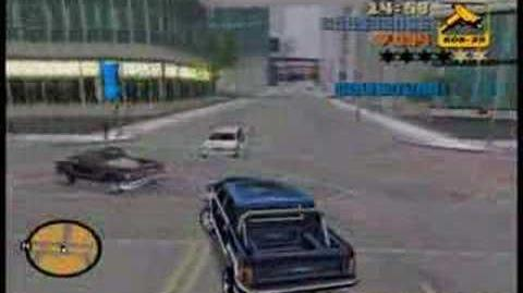 Grand Theft Auto 3 (PC) Mission 42 — Evidence Dash
