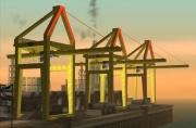 Grues Ocean Docks GTA San Andreas
