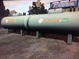 PharteGas-Tanker