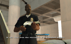 End of the Line GTA San Andreas (renfort)