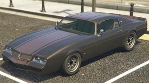 Phoenix GTA V (vue avant)