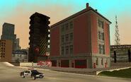 Remiza strażacka w Harwood (III)