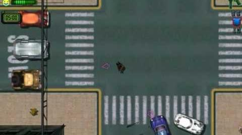GTA2 - Job 16 Armored Car Clash!