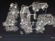 Liberty City fullos térképe