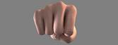 W ME Fist