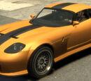 Pojazdy w GTA IV