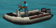 Dinghy GTA Vice City Stories