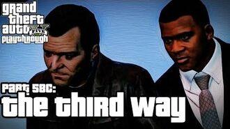 Grand Theft Auto V (PS3) - A Opção C - Legendado em Português