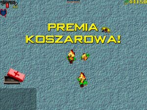Premia koszarowa! (GTA1)