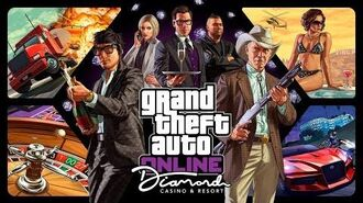GTA Online- казино-отель Diamond