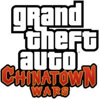 GTA chinatown wars logo