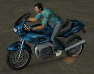 PCJ 600 (Tommy Vercetti) GTA Vice City