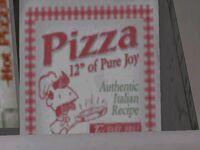 Pizza 12° of Pure Joy (SA)