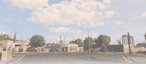 Grove Street-GTA V