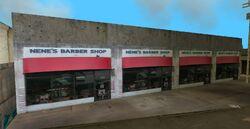 Nene's Barber Shop (VC)