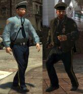 Policiais de Alderney