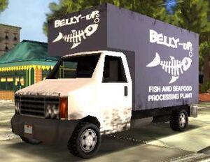 Triad Fish Van LCS