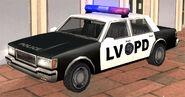 Wóz policyjny (SA - LV)