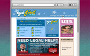 Weboldal-Eyefind