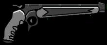 Pistolet Wyborowy (V - HUD)