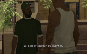 Home Coming GTA San Andreas (priorité)